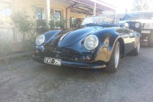 Porsche 356 Speedster Wide Body Replica 1600 Twinport Twin Webers in Cranbourne, VIC