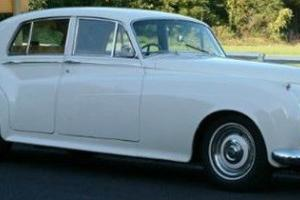 1957 Bentley S Type Saloon V6 Classiccollectable CAR OR Wedding CAR in Kyneton, VIC