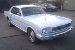 American Ford Mustang Coupe A Code 289V8