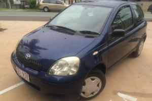 Toyota Echo 2004 5D Hatchback 5 SP Manual 1 3L Multi Point F INJ 5 Seats in Little Mountain, QLD