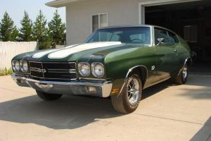 Chevrolet : Chevelle LS6,SS 454