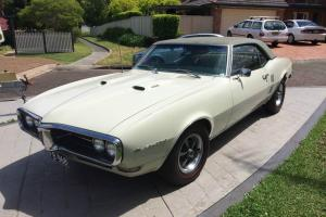 1968 Pontiac Firebird in Warners Bay, NSW