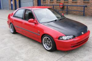 """Honda CIVIC """"Vtec"""" 5 Speed Many Extras AS Traded Going Cheap in Liverpool, NSW"""