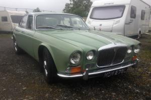 DAIMLER SOVEREIGN SERIES ONE SWB 4.2 MANUAL 62,000 MILES,1972 VERY RARE CAR