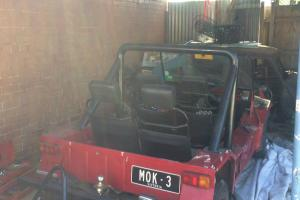 Leyland Moke Open Vehicle 1974 UTE 4 SP Manual 1 1L Carb in Thornbury, VIC Photo