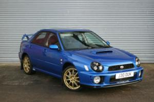 2001 SUBARU IMPREZA 2.0 WRX UK300 Edn ~ONLY 26000 MILES!!~