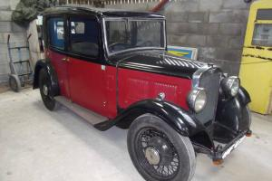 1933 Austin 10/4, pre-war car, needs some work, vintage style car