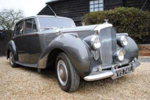1953 Bentley R-Type Standard Steel Saloon Photo