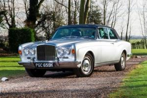 1972 Bentley T1 Corniche Fixedhead Coupé Photo