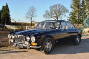 1972 Jaguar XJ6 Series I (4.2 litre) Photo