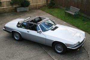 1987 Jaguar XJ-SC Photo