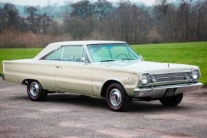 1966 Plymouth Hemi Satellite Coupé Photo
