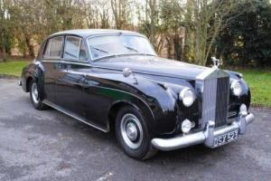 1956 Rolls-Royce Silver Cloud
