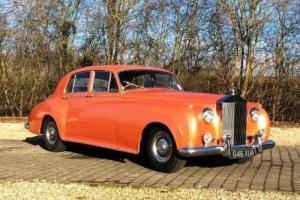 1958 Rolls-Royce Silver Cloud I Photo