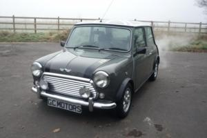 1997 Classic Rover Mini Cooper in rare Yukon Grey Photo