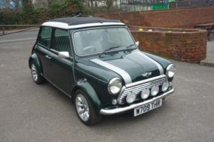 2000 Classic Rover Mini Cooper Sport in British Racing Green Photo