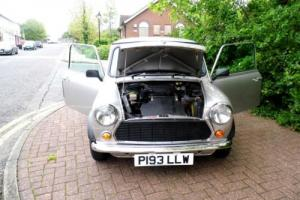 1996 Classic Rover Mini Equinox Limited Edition in Silver only 16,000 miles Photo
