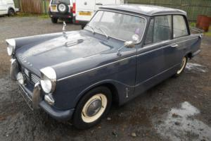 TRIUMPH HERALD 948 Photo