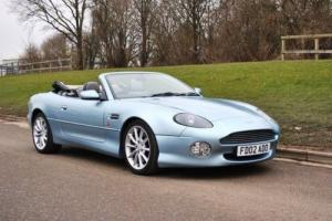 2002 Aston Martin DB7 Vantage Volante Photo