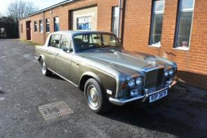 1976 Bentley T1 Saloon
