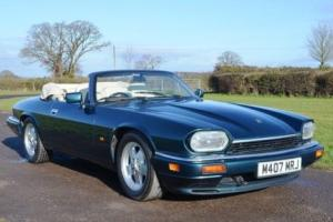 1994 Jaguar XJ-S Convertible Photo