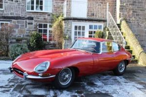 1964 Jaguar E-Type Series I Fixedhead Coupé