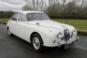 1968 Jaguar Mk. II 240 Saloon Photo