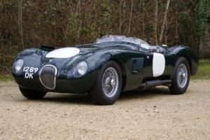 1996 Jaguar C-Type Recreation by CERA Photo