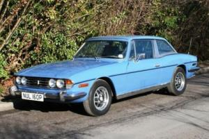 1976 Triumph Stag Photo