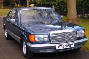 1982 Mercedes-Benz 500SEL Photo