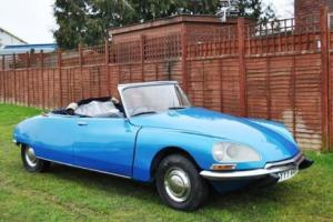 1974 Citroën DS Convertible for Sale
