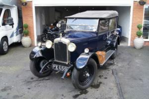 1927 Rover 9 Tourer 4 Seater