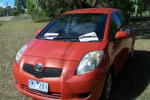 Toyota Yaris 2006 YRS