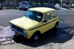 Leyland Mini Clubman 1275E 1982 in North Perth, WA