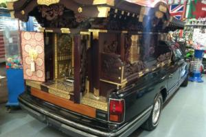 LINCOLN TOWN CAR CHINESE HEARSE