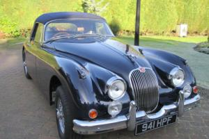 1958 Jaguar XK150 DHC ('S' Spec) 3.8 litre RHD Photo