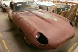 Jaguar E-Type Series 1 4.2 FHC Photo