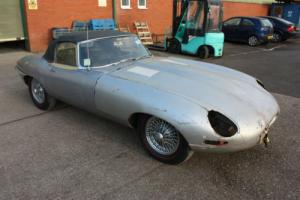 Jaguar E-Type Series 1 4.2 Roadster LHD