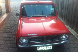 "1978 Mini Clubman ""Sunshine"" 37 500K From NEW in Lower Plenty, VIC"