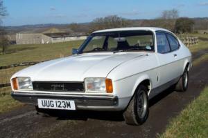 1974 Ford Capri Mk II 1.6L,lovely car in excellent condition,60000rm