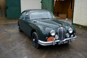 Jaguar Mk2 2.4 Photo