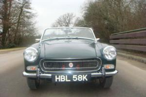 1972 MG MIDGET MKIII Photo