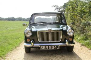 1971 MG 1300 2 DOOR SALOON ORIGINAL UNRESTORED CONDITION