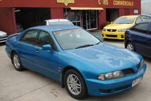 Mitsubishi Magna Sports AWD 2002 4D Sedan 5 SP Auto Sports MOD 3 5L in Toowoomba, QLD