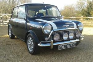 1996 Rover Mini Cooper Palmer S Works finished in rare Graphite Grey