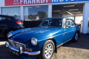 MGB GT 1.8 coupe Photo