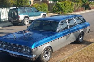 Ford Fairmont 1966 XR Wagon 302 V8 Lots OF Money Spent Last Time IM Listing in Annerley, QLD
