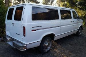 1976 Ford E250 VAN Movie CAR LOW Miles 351 V8 Very Original Will Sell Cheap in Beaconsfield, VIC Photo