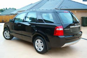 Ford Territory 2005 Ghia 4x4 SUV in Cranbourne, VIC Photo