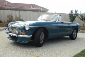MGB Roadstar 1969 Project Needs Club CAR Classic Convertible in Sunbury, VIC Photo